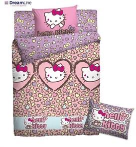 "Постельное белье ""Hello Kitty Ранфорс"""